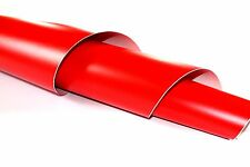 Seitronic® 25cm X 152cm Matt china red, Car Wrapping Folie - 39,21Euro/qm, rot