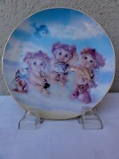 """Dreamsicles """" The Recital """" Plate - Numbered"""