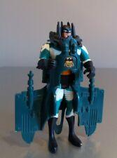 Rare DC Comics Batman & Robin Crime Squad with Green Jet Figure 1993