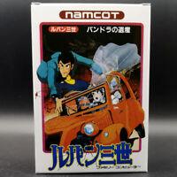 Lupin Sansei - Pandora no Isan English Ver. Full item Hack Repro FC Famicom NES