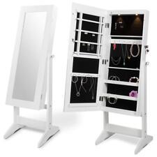 schmuckschrank mit spiegel g nstig kaufen ebay. Black Bedroom Furniture Sets. Home Design Ideas