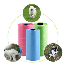 Cat Waste Poop Pick Up Biodegradable Garbage Bag 50 Roll 1000pcs Pet Dog Poo Bag