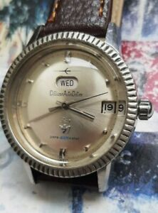 Citizen Jet AutoDater 7 Automatic Ring Roter 35 Jewels