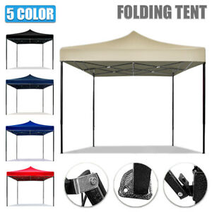 3M x 3M Gazebo Party Wedding Marquee Outdoor Event Travel Tent Canopy Camping AU