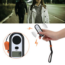 Emergency Self-Defense Led Light Safety Alarm Portable Pedometer Security Alarms