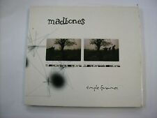 MADBONES - SIMPLE FRAMES - CD VERY GOOD CONDITION 2003 - HARDCORE PUNK ITALY