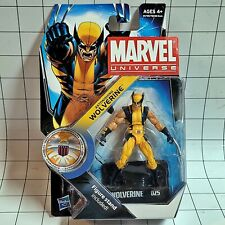 Marvel Universe 3.75 Series 3 025 Astonishing Wolverine