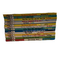 Dr. Seuss I CAN READ IT ALL BY MYSELF HARDCOVER BOOK (LOT OF 14) Beginner Books