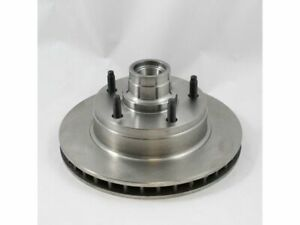Fits 1973-1983 Ford F100 Brake Rotor and Hub Assembly Front Pronto 96721WF 1979