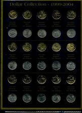 1999 - 2004  STATE QUARTER GOLD COLOR AND REGULAR 5 COIN SET LOT OF 6 YEARS