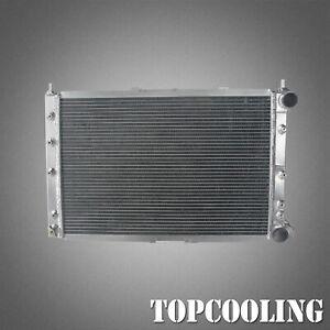For Alfa Romeo 156 Sportwagon V6 2.0L 2.5L 97-07 Aluminum Radiator MT