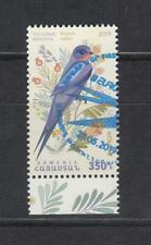 Armenia MNH** 2019 Mi.1116  Europe Stamps Subject Bird used