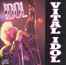 Vital Idol [PA] by Billy Idol (CD, Jul-1989, Chrysalis Records)