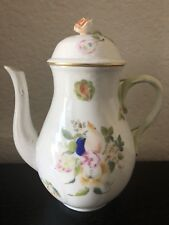 Herend Fruit And Flowers Coffee Pot