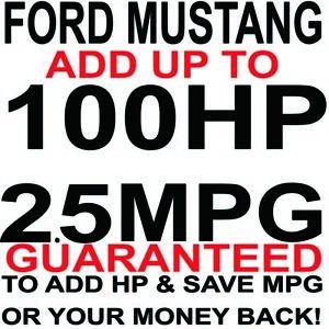 Performance Tuner Chip Ford Mustang V6 GT 3.8l 4.6l 5.0l+ ECOBOOST 1997-2021