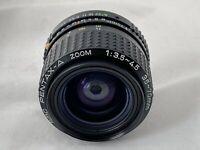 SMC Pentax A 35-70mm F3.5-4.5 M/F Zoom Lens - Crystal Clear Optics