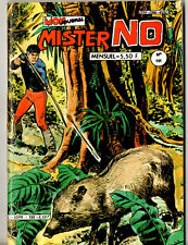 ¤ MISTER NO n°101 ¤ 1984 MON JOURNAL