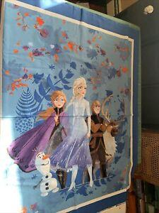 Disneys Frozen 2 Friends Forever Panel Fabric