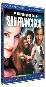 "DVD ""CHRONIQUES DE SAN FRANCISCO VOL.2"" Gay"