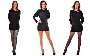 Hosiery Women Pantyhose Plain Tights Sheer 3 colors multipacks by Aurellie