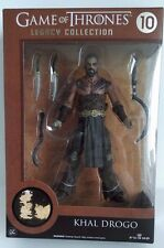 Game of Thrones Khal Drogo #10 Legacy Collection Action Figure