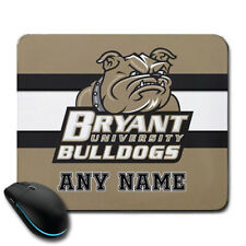Bryant Bulldogs NCAA Personalized Name Mousepad Gift