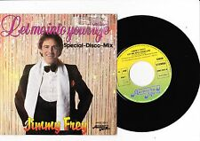 """7""""   Jimmy Frey - Let me into your Life"""