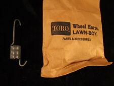 NOS Wheel Horse Toro Part 105??? spring deck mower lawn tractor