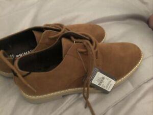 Mens Tan Shoe Size 6