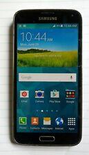 Samsung Galaxy S5 SM-G900P - 16GB - Black (Sprint) Smartphone - Clean EIN#