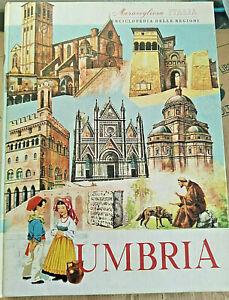 UMBRIA - MERAVIGLIOSA ITALIA. ENCICLOPEDIA DELLE REGIONI - EDIZIONI ARISTEA