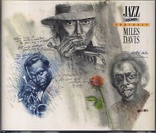 Davis, Miles Portrait The Acoustic Miles - The Electric Miles Jazz Zounds DoCD