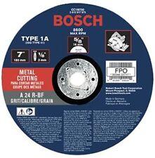 Abrasive Wheel for Circular Saws, PartNo CC1M700, by Robert Bosch Tool Corp, Sin