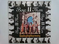 BOYZ II MEN COOLEYHIGHHARMONY MOTOWN 530 001-1 HIP HOP