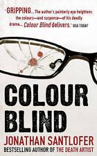 Good, Colour Blind, Santlofer, Jonathan, Book