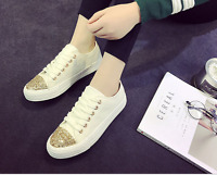 2017 FASHION  Women's High-top Lace-up Top shoes Casual Canvas Sneakers