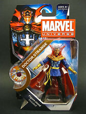 MARVEL UNIVERSE Collection__DOCTOR STRANGE 3.75 inch figure + Display Stand__MIP
