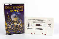 Iron Maiden: Live After Death Cassette Tape - 1985 Capitol Records (4X2W-12441)