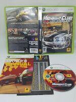 Midnight Club Los Angeles Xbox 360 UK PAL FAST FREE POSTAGE