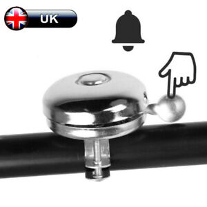 Bicycle Bike Handlebar Bell Ring Cycle Horn Retro Bell Cycling Accessories UK