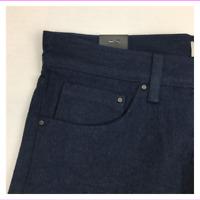 Calvin Klein Easy Fit Mens Jeans Straight Leg Blue Ridge 32x32