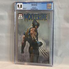 Wolverine #3 CGC 9.8 Comics Elite Edition A Variant Adi Granov Cover