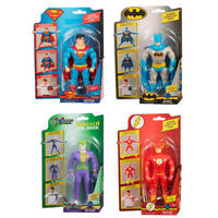 "DC Comics 7"" Stretch Justice League Figure Choice of Flash, Superman or Batman"