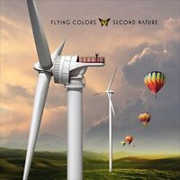 FLYING COLORS - SECOND NATURE  CD NEW+