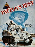 Avalon Hill 'Patton's Best' PDF Reference CD