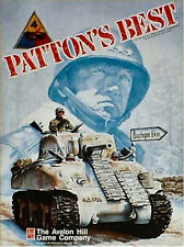 Avalon Hill Patton's Best » Pdf referencia Cd