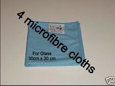 Best Quality Microfibre Cloths - Smooth Glass Cloth