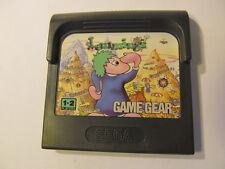 SEGA GAME GEAR LEMMINGS (cartridge only)