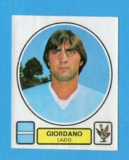 PANINI CALCIATORI 1977/78 - Figurina n.171- GIORDANO - LAZIO -Recuperata