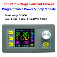 Constant Voltage Current Step-down Programmable Power Supply Module DP50V 5A